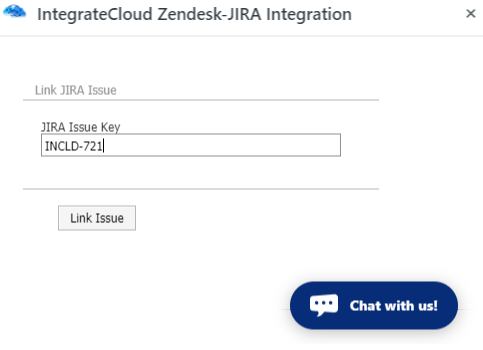 Link JIRA Issue